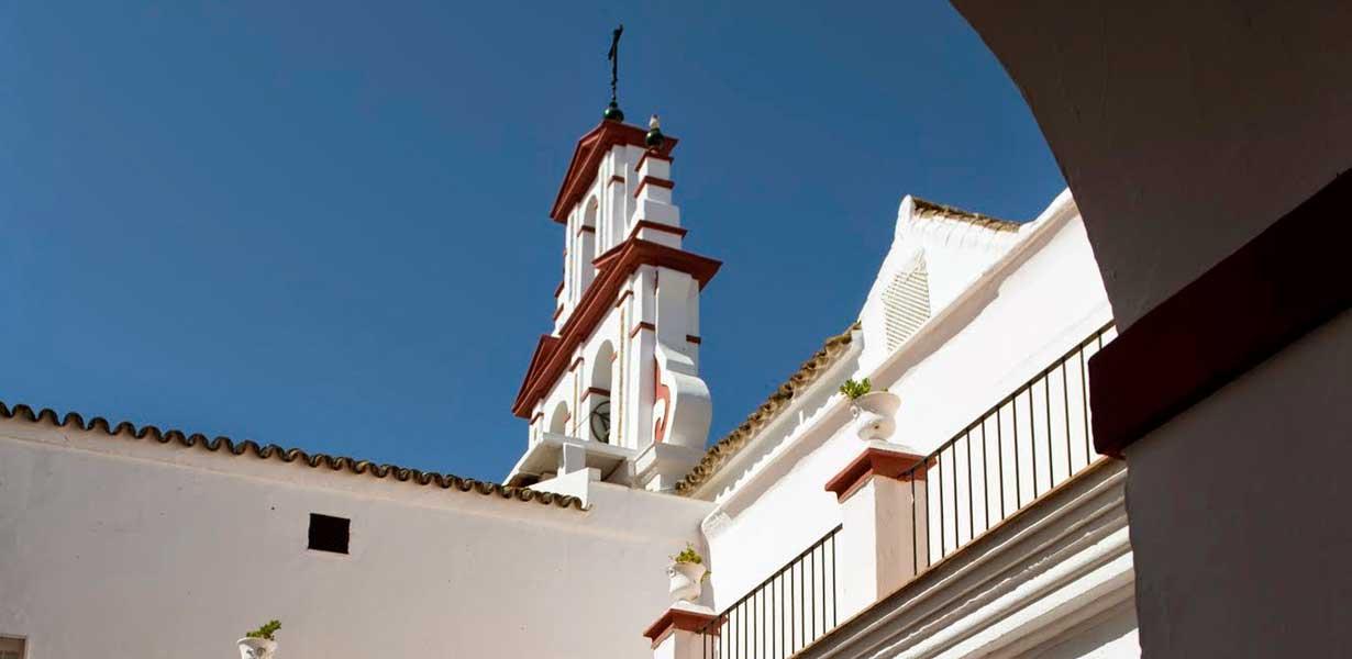 Convento de San José - Sanlúcar la Mayor (Sevilla)