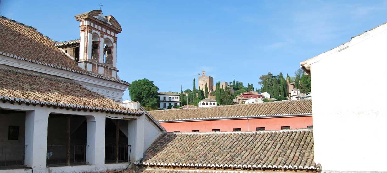Convento de San José - Granada