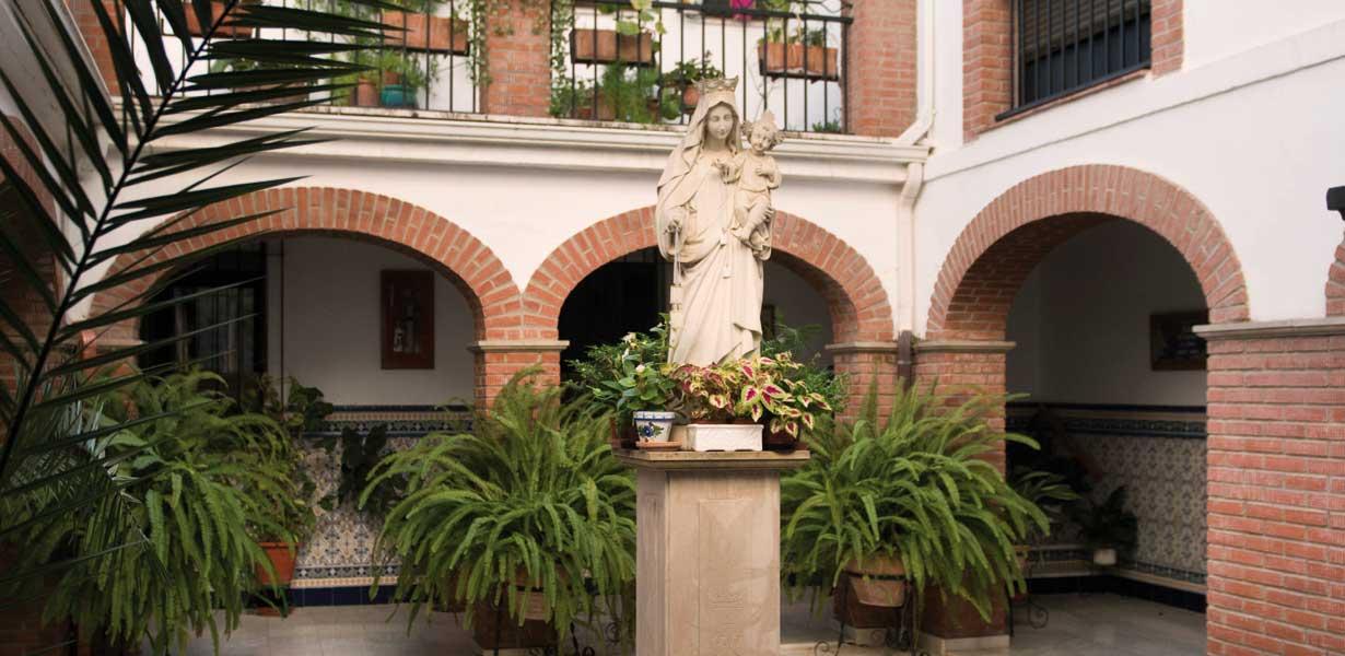 Convento de Ntra. Sra. del Monte Carmelo y San José - Linares (Jaén)