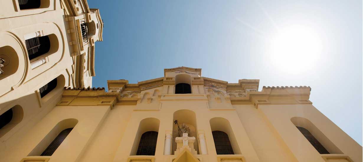 Convento de San José - Málaga