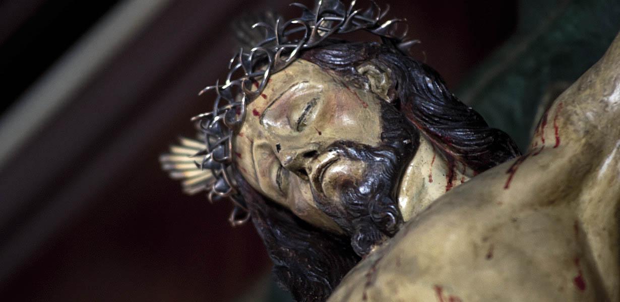 Rezar el Víacrucis con las santas del Carmelo