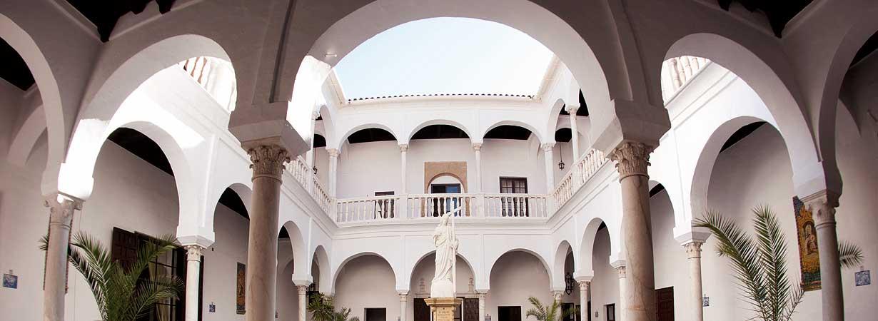 """Convento de San José del Carmen """"Las Teresas"""" - Sevilla"""