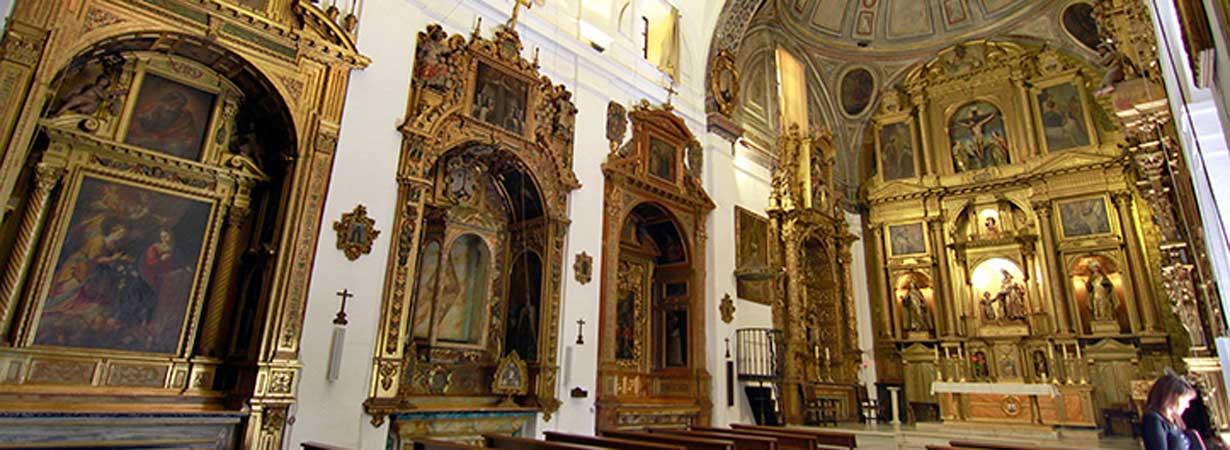 Iglesia y Monasterio