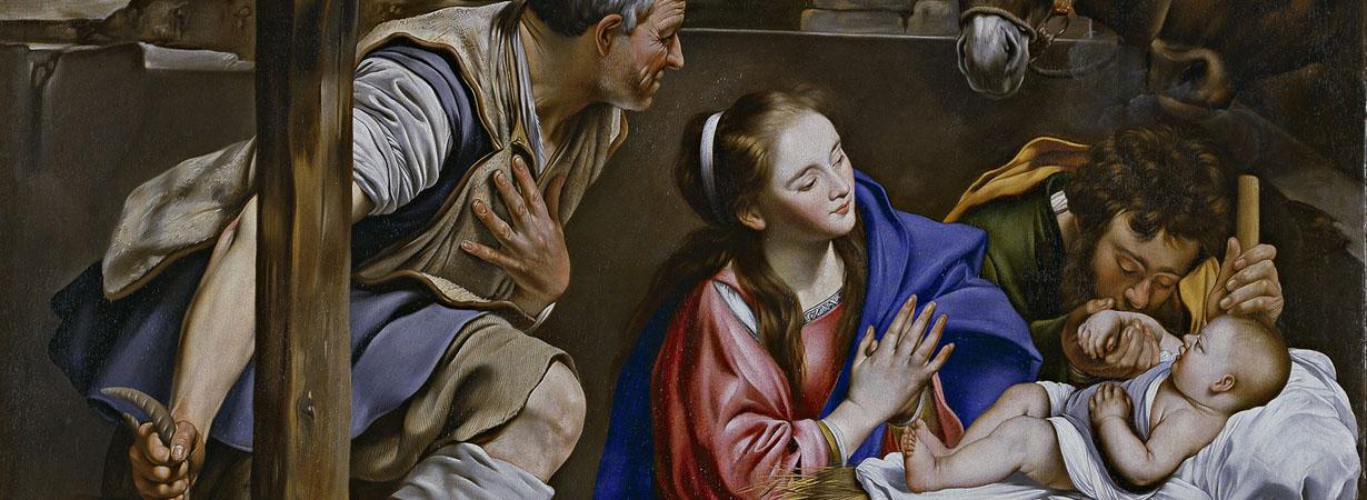 Adviento y Navidad. Niño Jesús de Praga