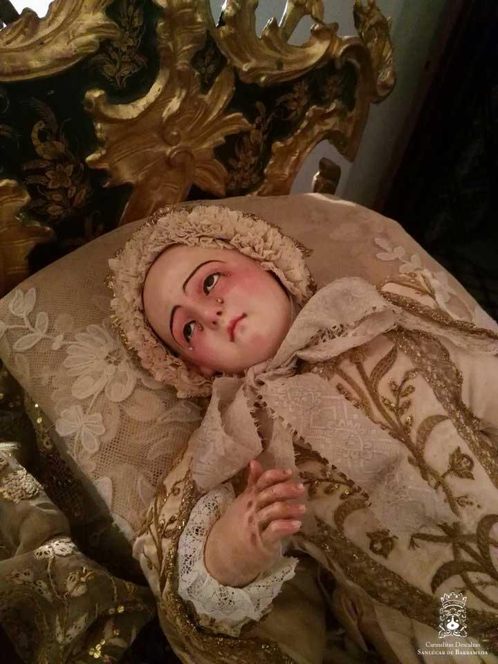 Navidad en el Carmelo de Sanlúcar de Barrameda