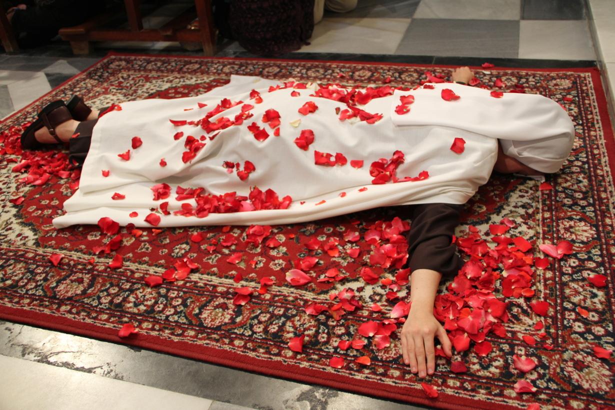 El Magníficat de una Carmelita