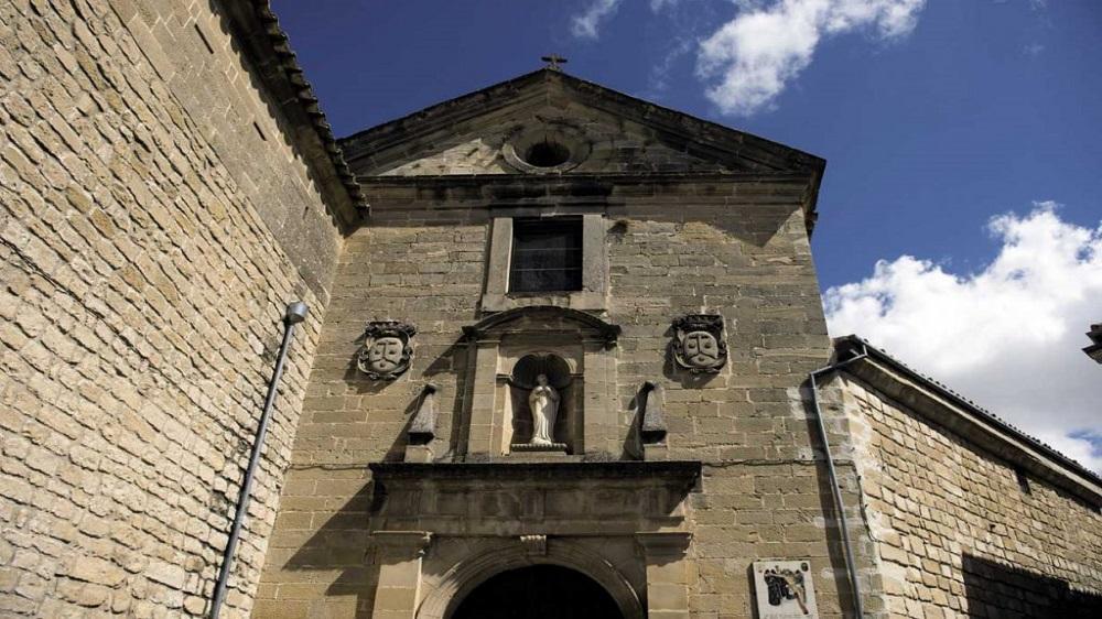 Convento de la Purísima Concepción - Úbeda (Jaén).