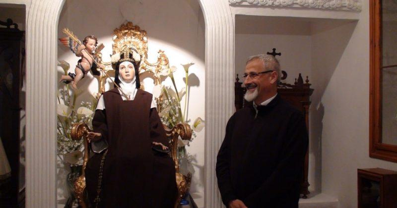 P. Gabriel Castro, OCD, a la Federación «Virgen del Carmen»