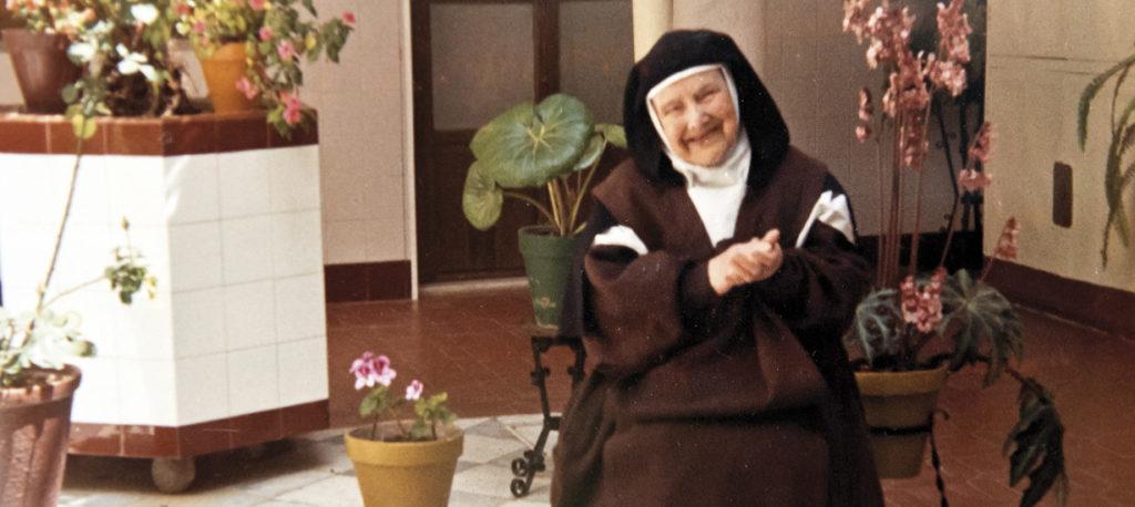 Hª Cristina de Jesús Sacramentado